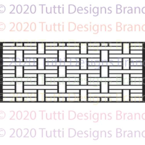 Tutti Designs Slimline Oriental Screen 2