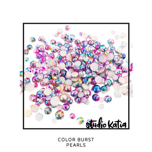 Studio Katia Pearls Color Burst