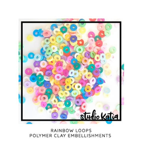 Studio Katia Rainbow Loops Embellishments