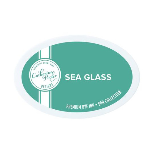 Catherine Pooler Dye Ink Sea Glass