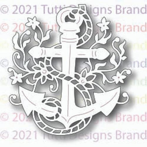 Tutti Designs Roped Anchor