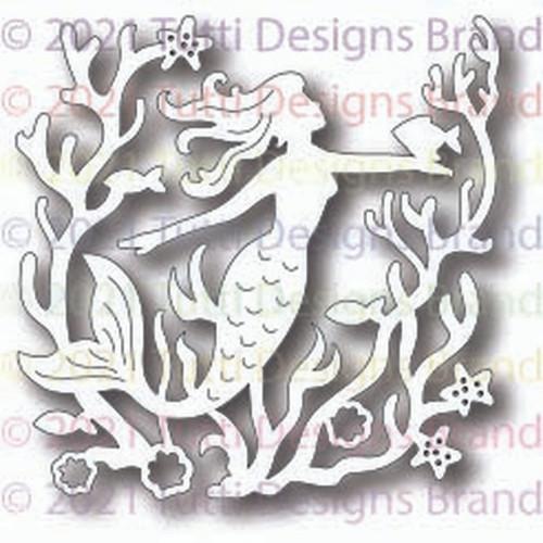 Tutti Designs Mermaid Coral