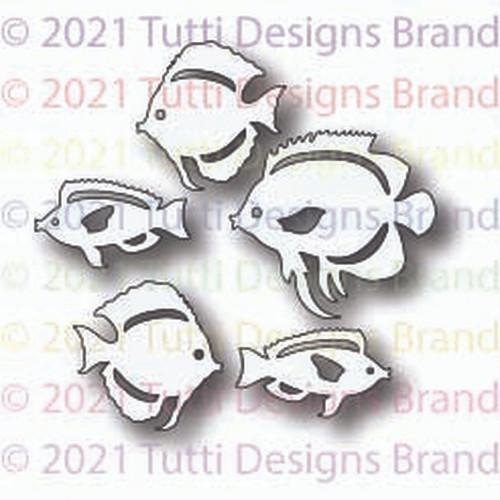 Tutti Designs Reef Fish