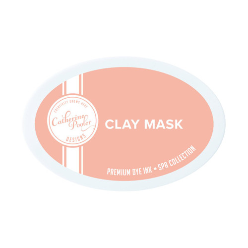 Catherine Pooler dye Ink Clay Mask