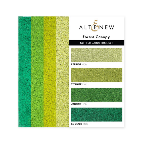 Altenew Cardstock Set Forest Canopy