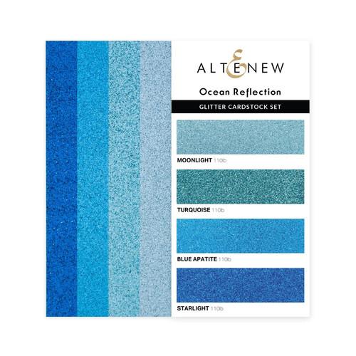 Altenew Cardstock Set Ocean Reflection