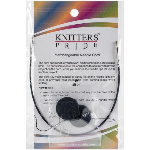 Knitter's Pride Interchangeable Cords 16""