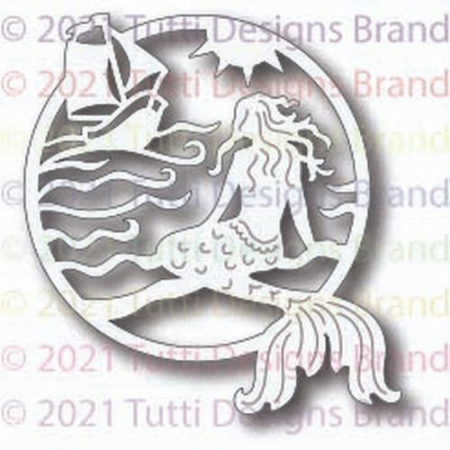 Tutti Designs Mermaid Scene