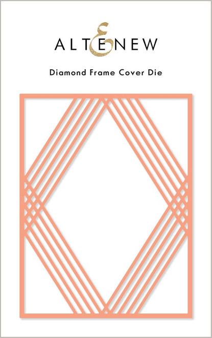 Altenew Diamond Frame Cover Die