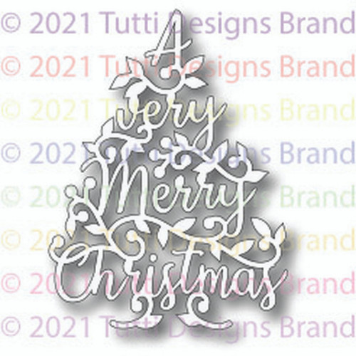 Tutti Designs A Very Merry Christmas