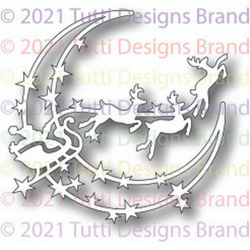 Tutti Designs Santa Moon