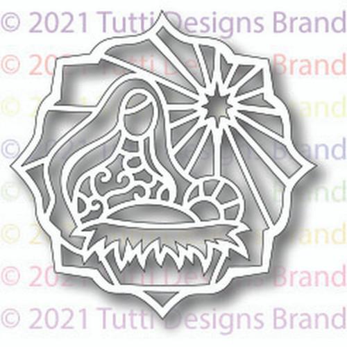 Tutti Designs Sunburst Madonna