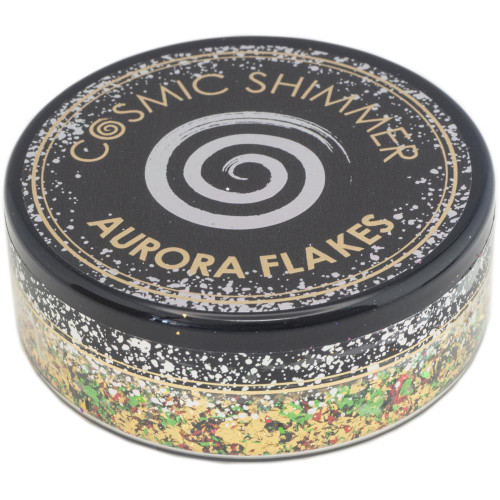 Cosmic Shimmer Aurora Flakes Firefly Sparkle