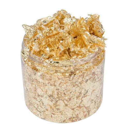 Cosmic Shimmer Gilding Flakes Golden Jewel
