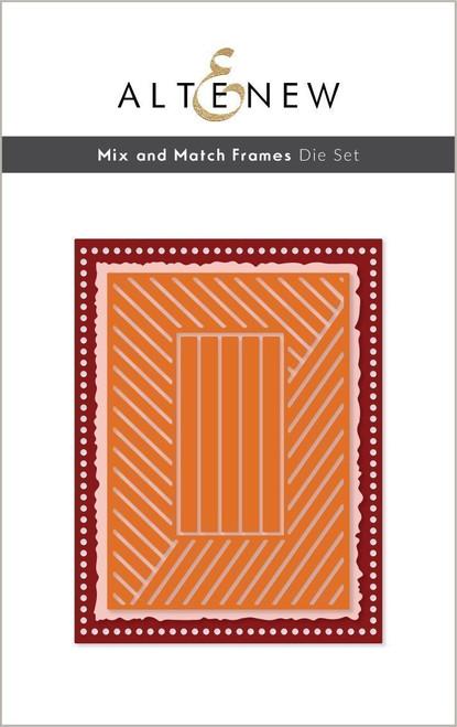 Altenew Mix and Match Frames Die Set