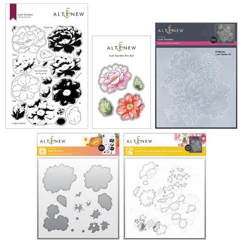 Altenew Craft Your Life Kit Lush Garden