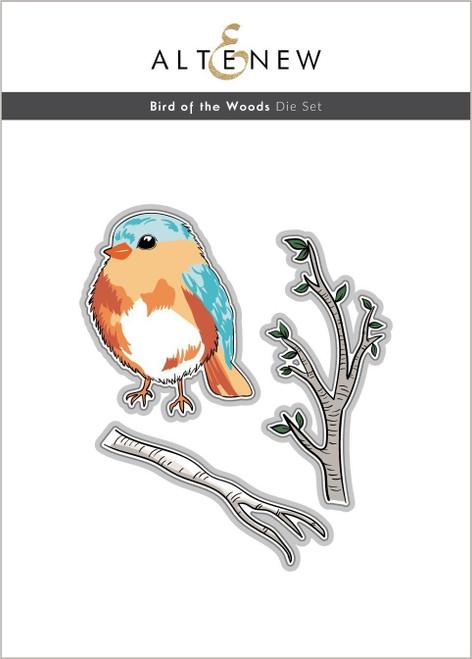 Altenew Bird of the Woods Die Set