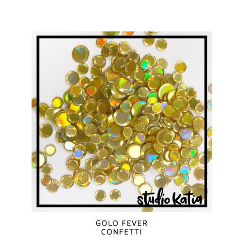 Studio Katia Gold Fever Confetti