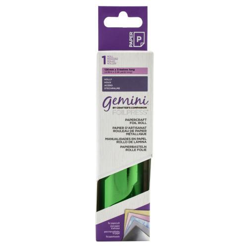 Gemini Hot Foil Roll Holly