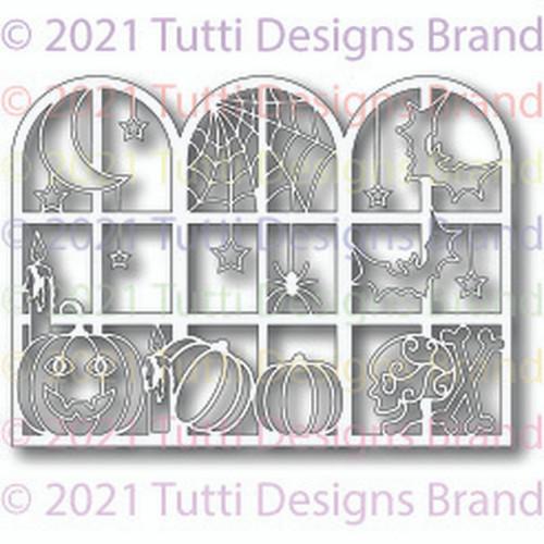 Tutti Designs Spooky Triptych