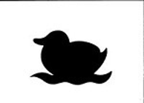 Iris Folding Die Cuts - Ducky