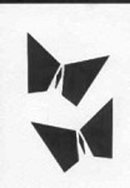 Iris Folding Die Cuts - Butterflies