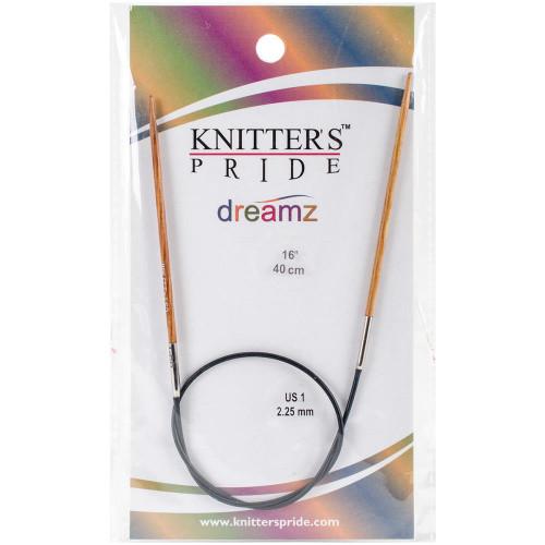 """Dreamz Fixed Circular 16"""" size 1"""