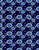 Hanko Designs Blue Umbrella Washi paper