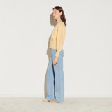 Wool twinset cardigan
