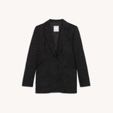 Sandro Jacquard tailored jacket
