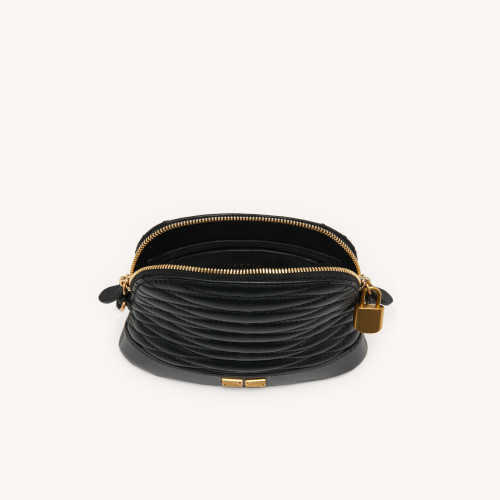 Black thelma bag - Black