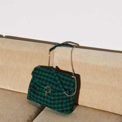 Yza bag, large model - Green