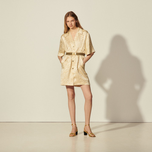 Sandro Aimee Mini Dress
