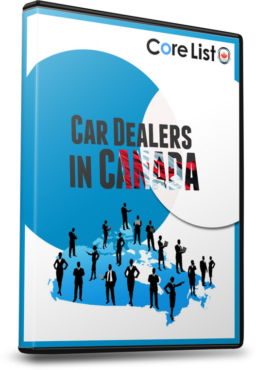 List of Car Dealers Database - Canada