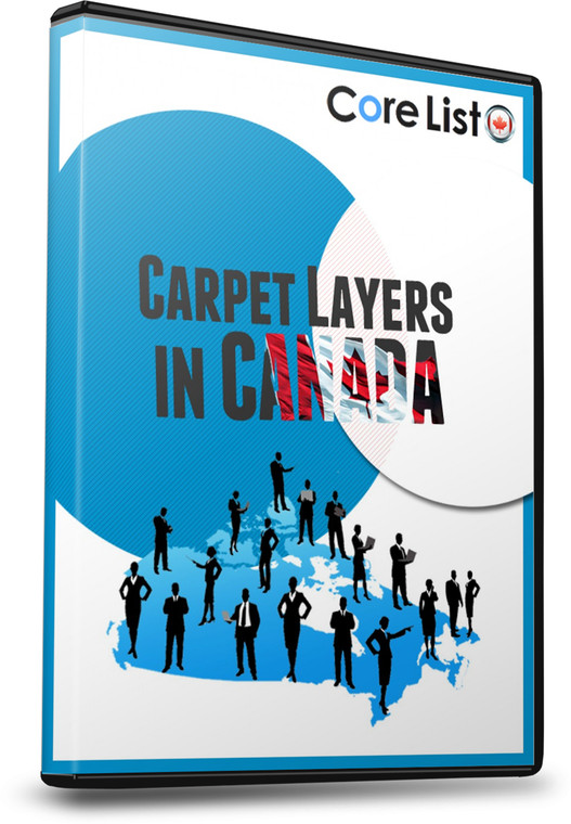 List of Carpet Layers Database - Canada