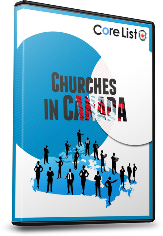 List of Churches Database - Canada