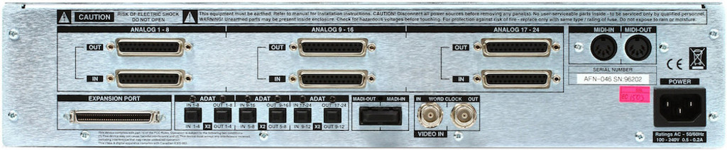 Solid State Logic XLogic Alpha-Link MADI AX