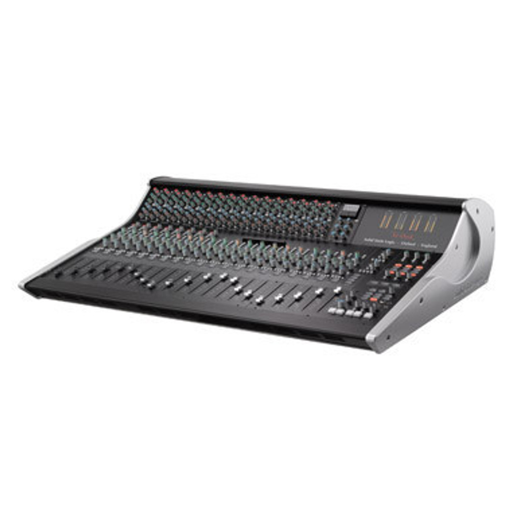 Solid State Logic XL-Desk with 8 x 611EQ E Series EQs