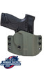 Warrior™ Holster | Stealth Footprint OWB Holster for Concealed Carry or Competition