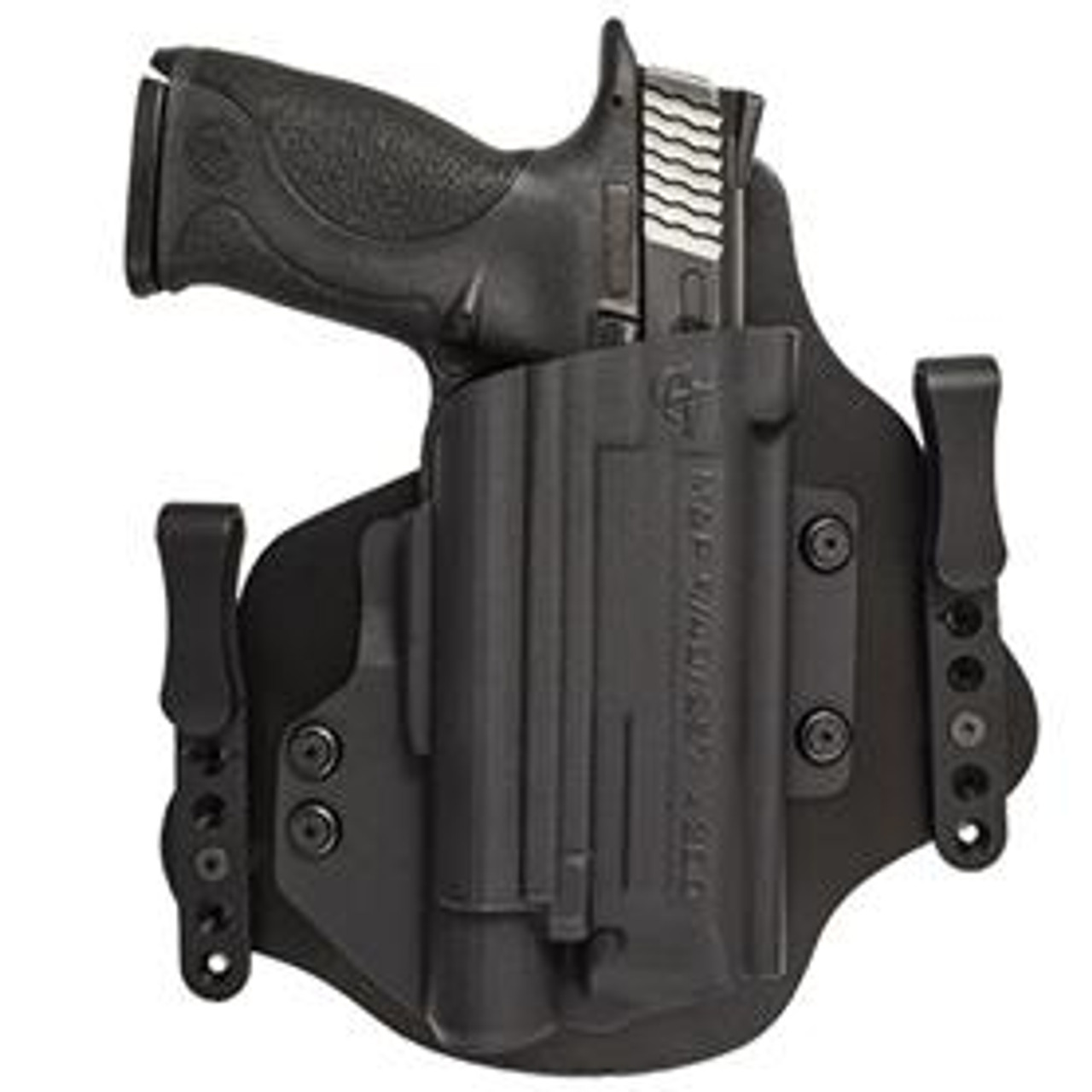 Spartan Holster for Guns with Lights or Lasers™ | Comp-Tac