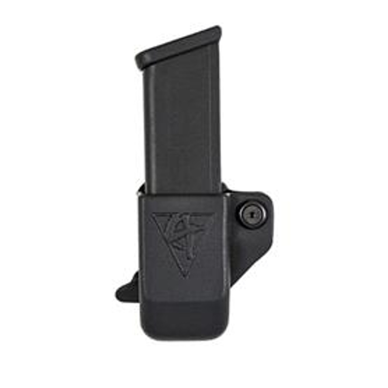 GLOCK 43 9mm DOUBLE MAG POUCH RIGHTY Magazine Holder Fits Belts up to 1.5/""