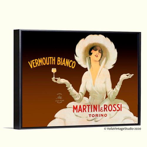 Martini & Rossi by Dudovich (horizontal)