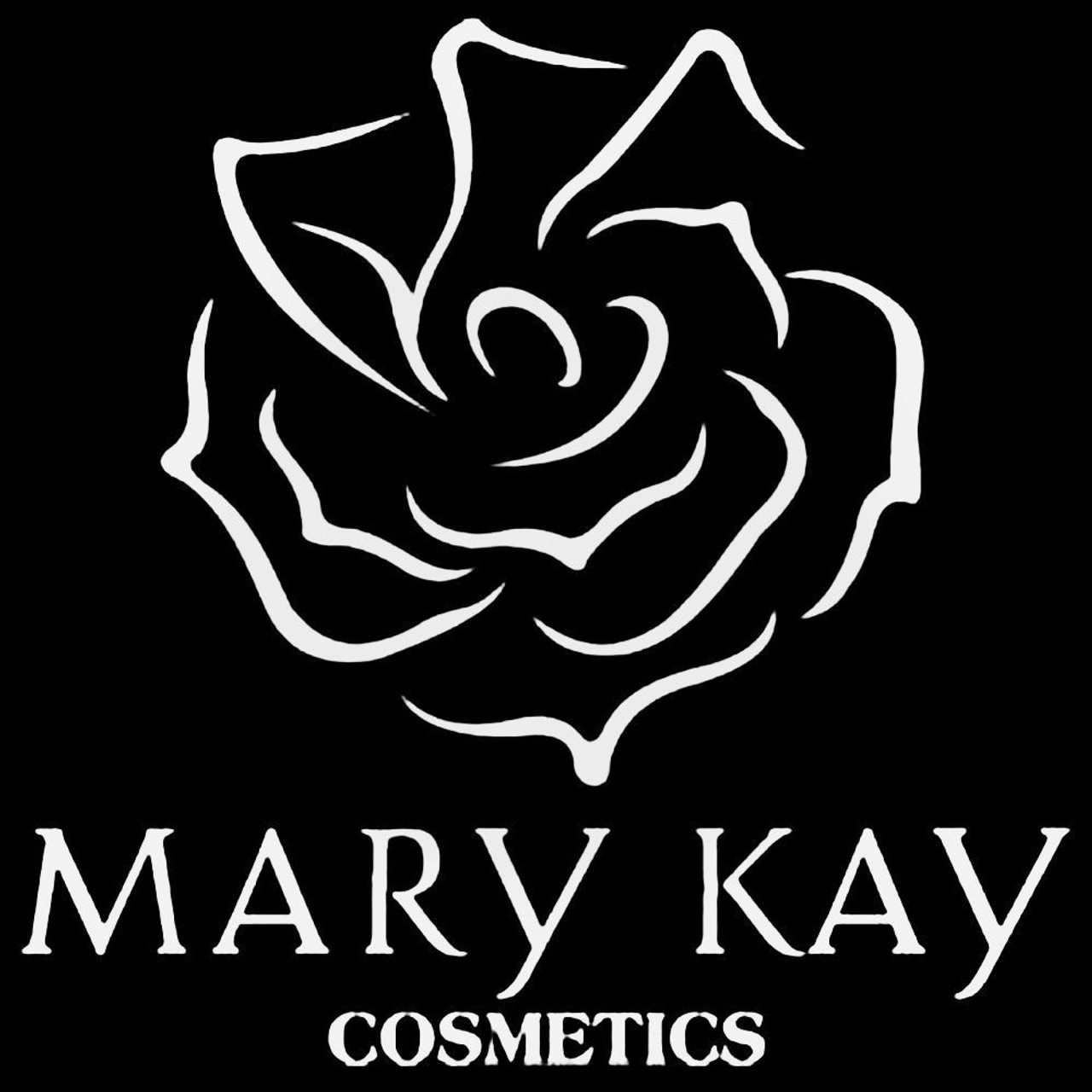 mary kay lipstick coloring pages   Mary Kay Cosmetics Logo Decal Sticker