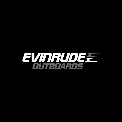 Stickers Evinrude Outboards Logo Vinyl Decal Sticker