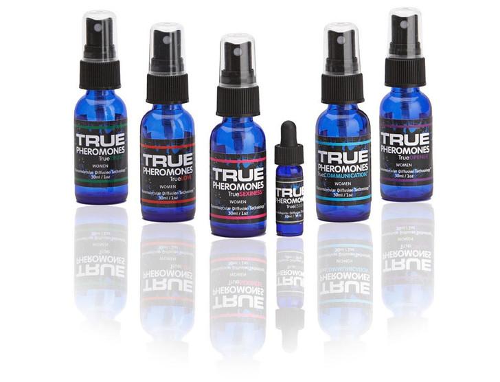 TRUE Pheromones™ Complete Pheromone Attraction System for Women