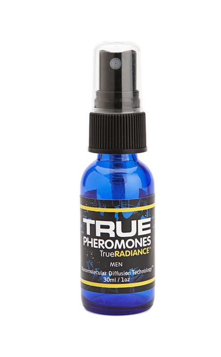 TRUE Radiance - Perfect Pheromone Finishing Touch For Men - *FREE SAMPLE*