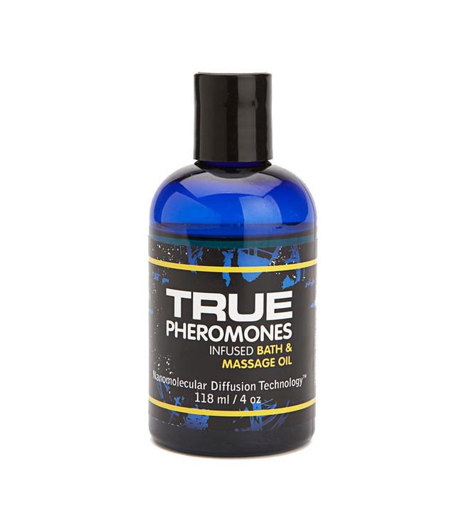 Pheromone Infused Bath & Massage Oil