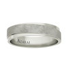 Azur sterling silver wedding band ON CLEARANCE