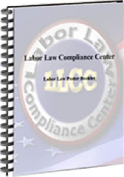 Labor Law Poster Booklets