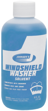 2941 | Windshield Washer Solvent - Concentrated